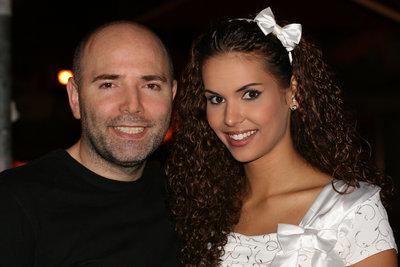 Budaï Zsuzsa and Pierre Woodman.jpg